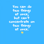 Today's Line to Live By – January 13, 2016