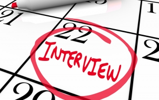 40.6% of employees job interviewed last year