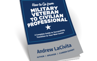 How to Go from Military Veteran to Civilian Professional