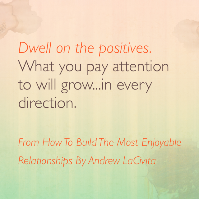 How to build relationships 3