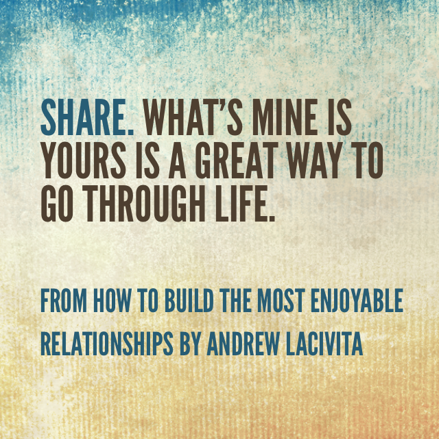 How to build relationships 4