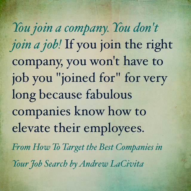 How to target companies 1