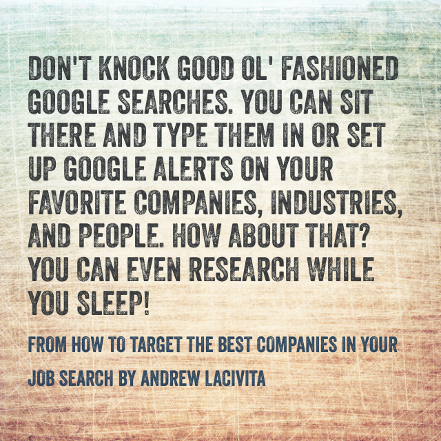 How to target companies 4