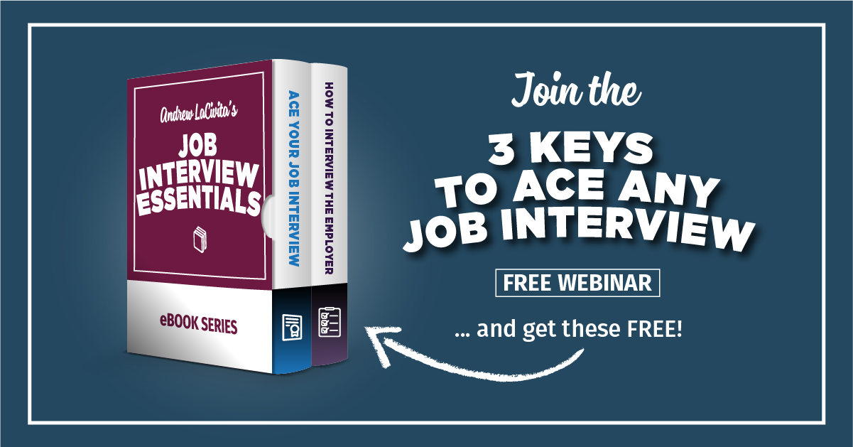 3 Keys to Ace Any Job Interview