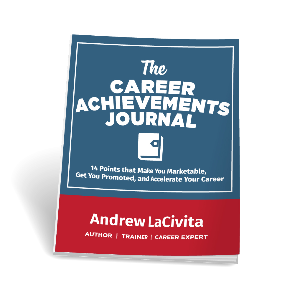 Career Achievements Journal