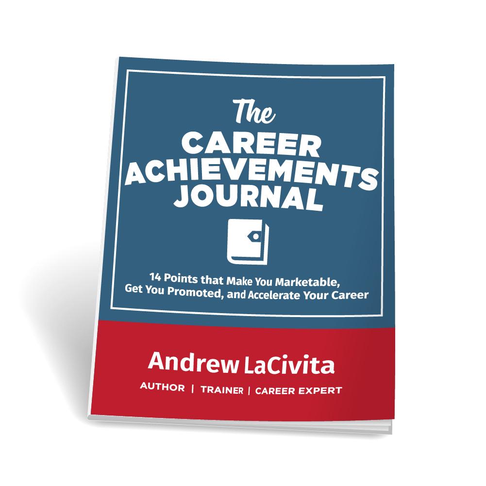 Career Achievements Journal