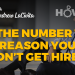 The Number 1 Reason Why You Did Not Get Hired