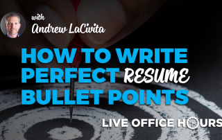howtowriteperfectresumebulletpointsandrewlacivita