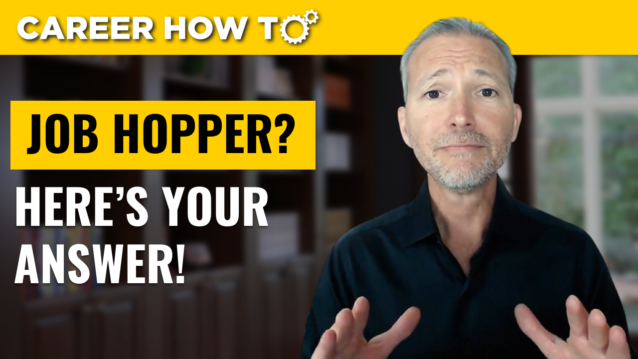 The Best Answer to the Job Hopper Interview Question