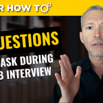 My Top 5 Questions to Ask in a Job Interview