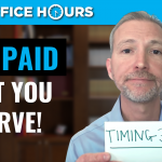 Why You Don't Get Paid What You Deserve