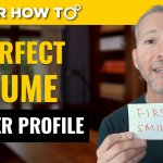 How to Write the Perfect Resume Career Profile