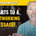 How to Craft the Perfect Job Search Networking Message