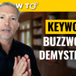 How to Handle Resume Buzzwords Versus Keywords