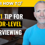 My Favorite Senior-Level Job Interview Tip