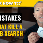 6 Big Job Search Mistakes You Don't Want to Make