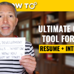 The Resume and Job Interview Tool Every Job Seeker Should Have